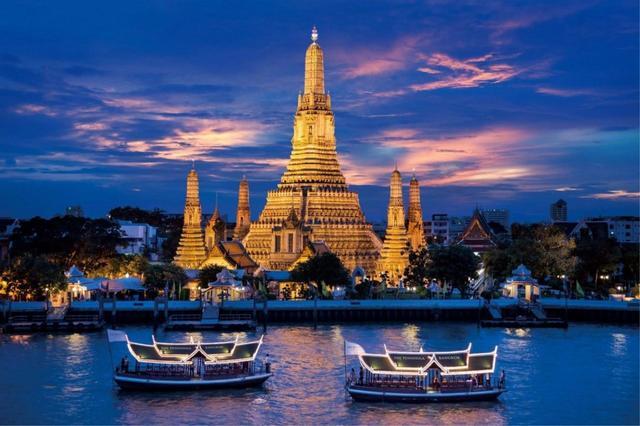 Tour du lịch Thái Lan - Thủ đô Bangkok