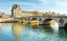 Vẻ đẹp đôi bờ Sông Seine làm dao động lòng người