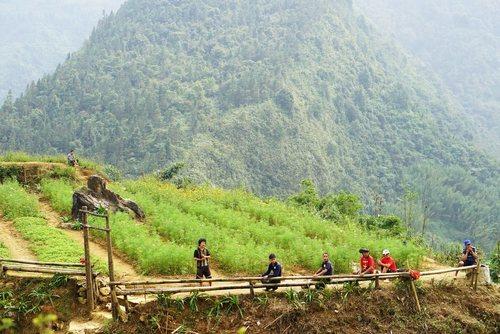 Du lịch Sapa - Thung lũng Mường Hoa