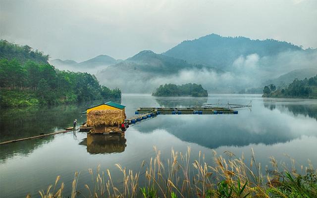 Những thú vui dành cho du khách khi tới vườn quốc gia Xuân Sơn